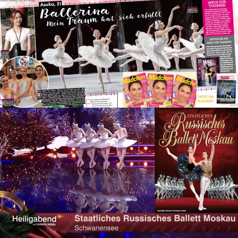 Staatlich Russisches Ballett Moskau