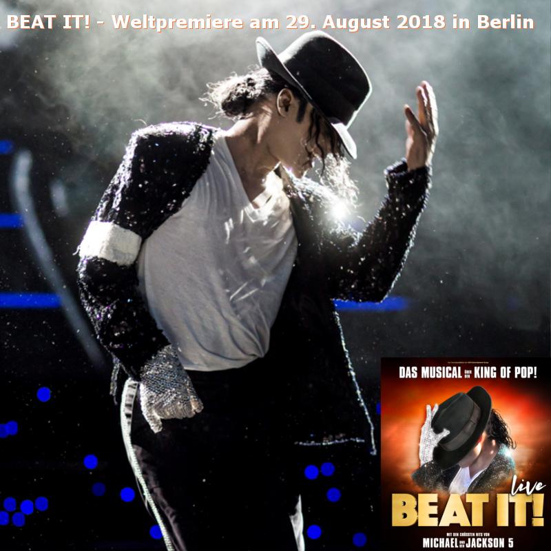 BEAT IT! - Das Musical über den King of Pop